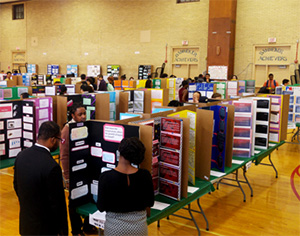 Banneker Science Fair